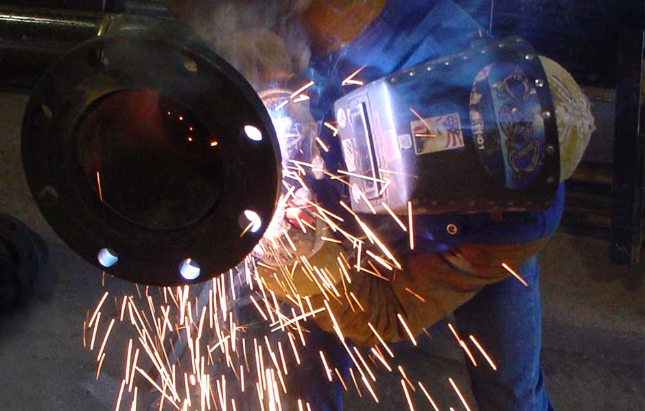 Pipefitting prefabrication