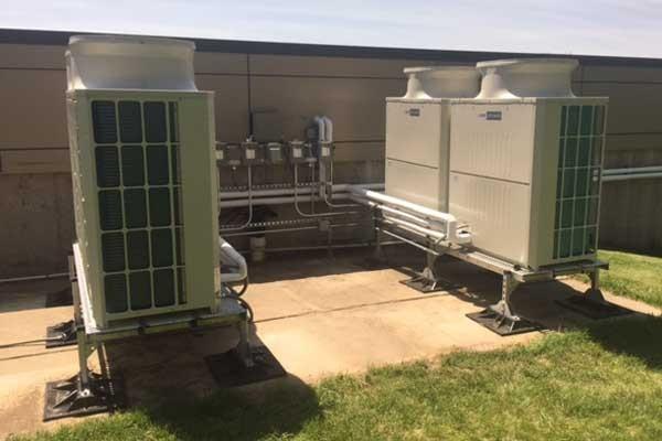 HVACR VRF system installation repair maintenance cedar rapids iowa city dubuque iowa