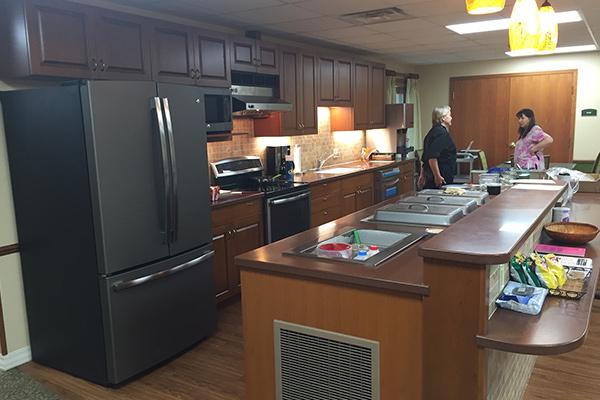 Meth-Wick kitchen renovations