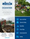 Excavation Services Line Card 2550