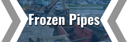 frozen pipes brecke service