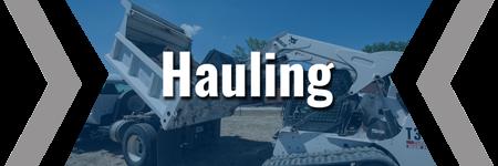 hauling brecke service