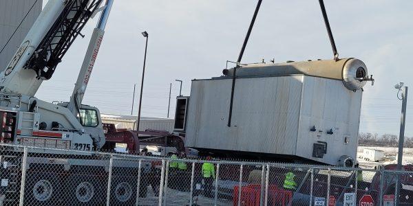hoist & crane services brecke cedar rapids iowa
